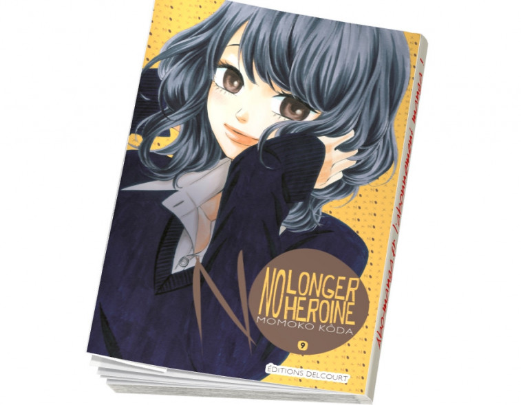 Abonnement No longer heroine tome 9