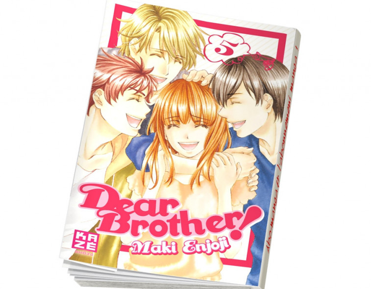 Abonnement Dear Brother! tome 5 (Fin)