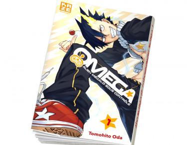 Omega Omega T01