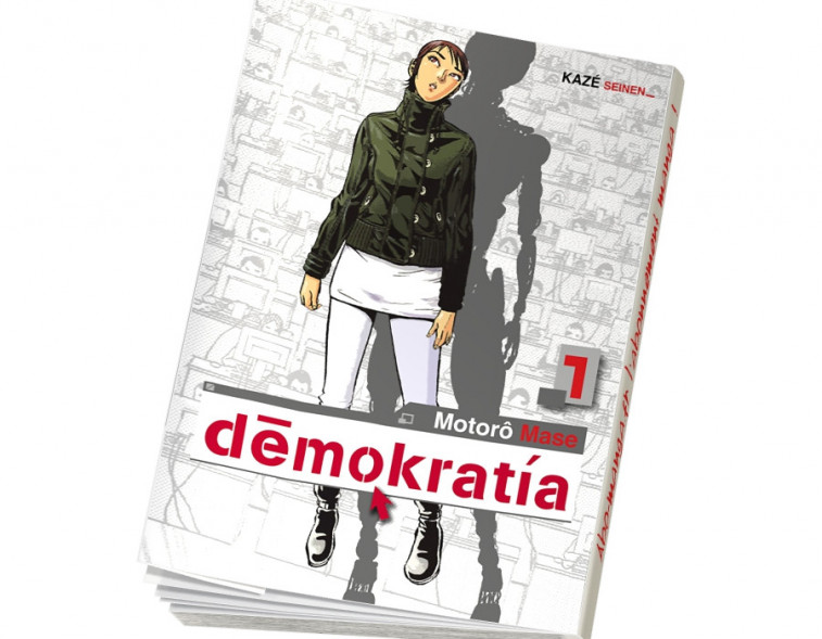 Abonnement Demokratia tome 1
