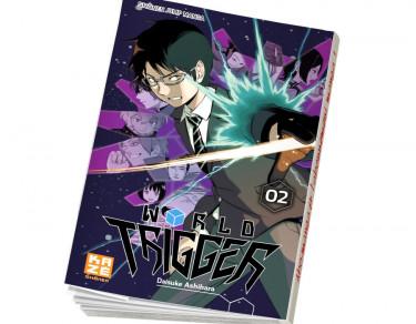 World Trigger World Trigger T02