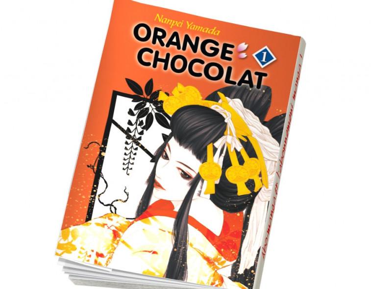 Abonnement Orange Chocolat tome 1