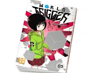 World Trigger World Trigger T03