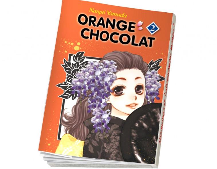 Abonnement Orange Chocolat tome 2