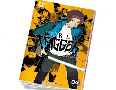 World Trigger World Trigger T04