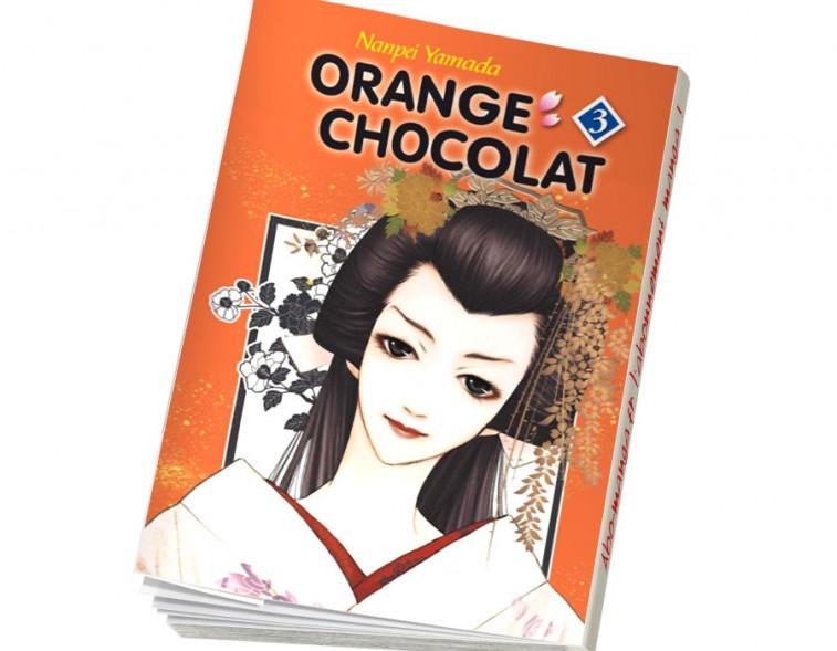 Abonnement Orange Chocolat tome 3