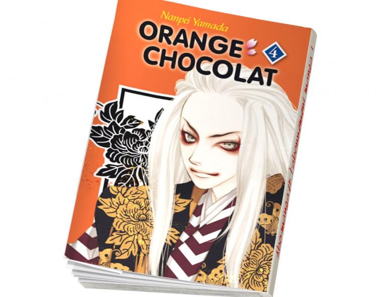 Abonnement Orange Chocolat tome 4