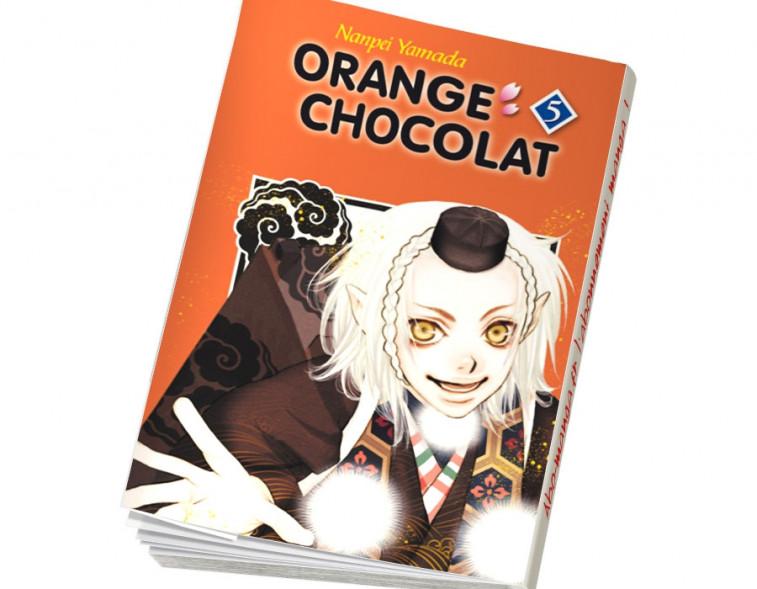 Abonnement Orange Chocolat tome 5