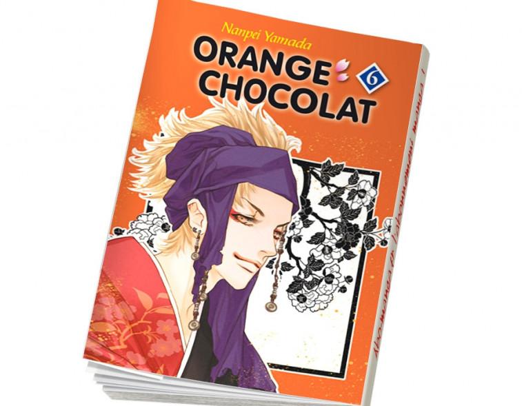 Abonnement Orange Chocolat tome 6