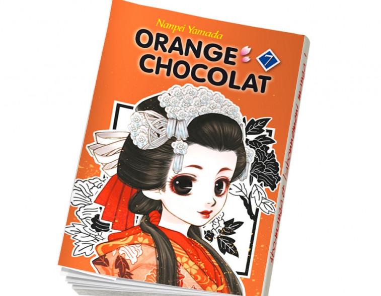 Abonnement Orange Chocolat tome 7