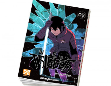 World Trigger World Trigger T09