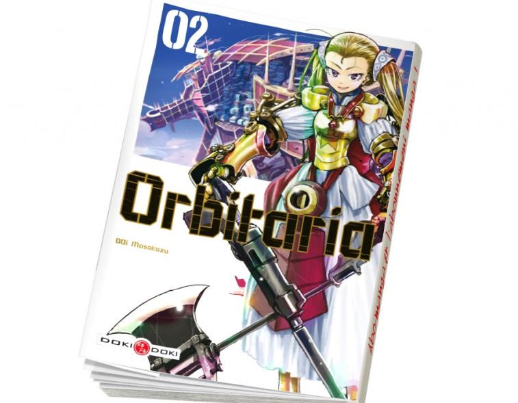Abonnement Orbitaria tome 2