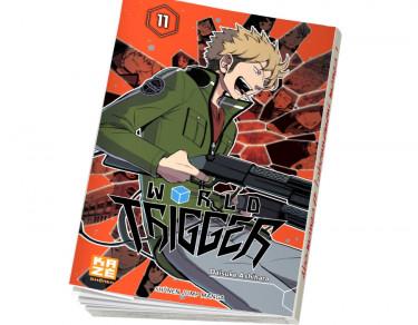 World Trigger World Trigger T11
