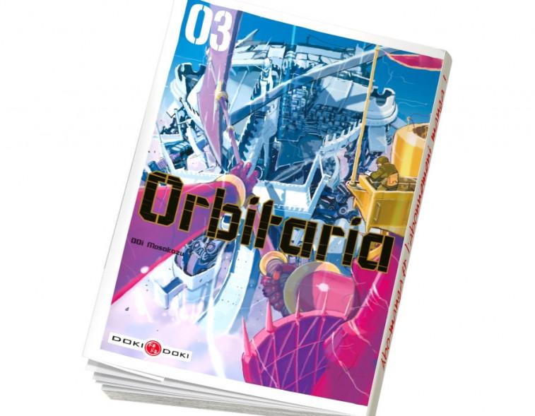 Abonnement Orbitaria tome 3