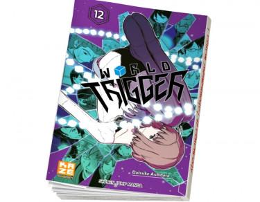 World Trigger World Trigger T12