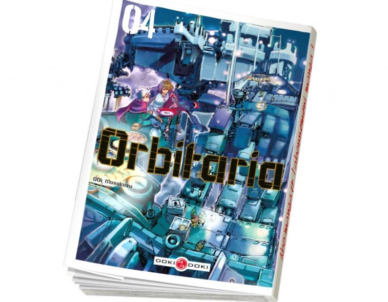 Abonnement Orbitaria tome 4