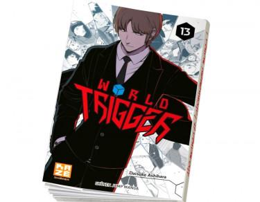 World Trigger World Trigger T13