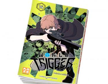 World Trigger World Trigger T14