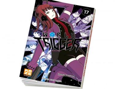 World Trigger World Trigger T17