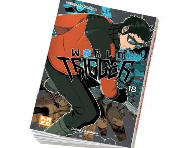 World Trigger World Trigger T18