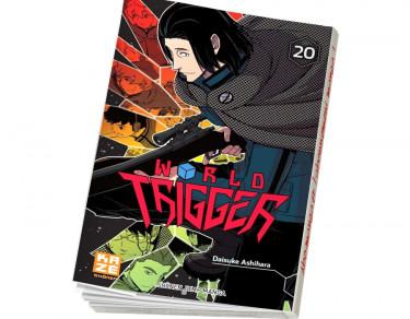 World Trigger World Trigger T20