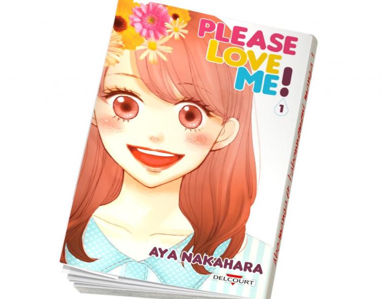Abonnement Please love me ! tome 1
