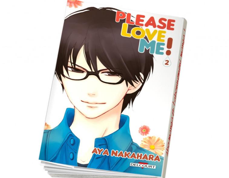 Abonnement Please love me ! tome 2