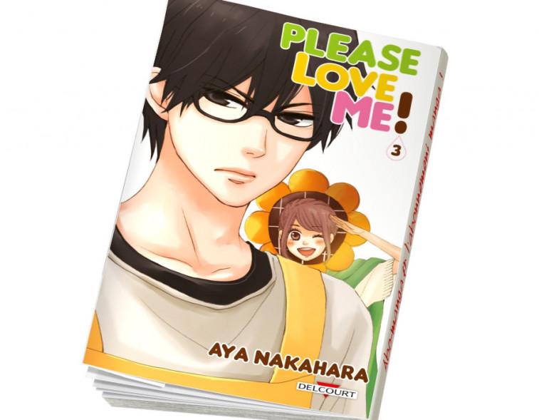 Abonnement Please love me ! tome 3