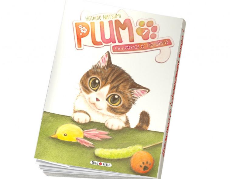 Abonnement Plum, un amour de chat tome 1