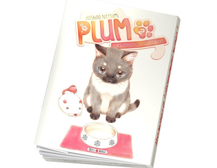 Abonnement Plum, un amour de chat tome 2