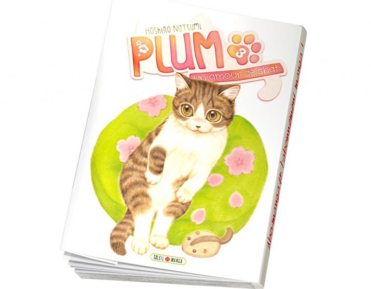 Abonnement Plum, un amour de chat tome 3