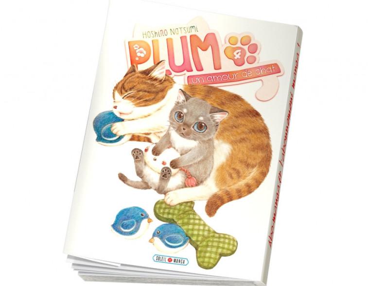 Abonnement Plum, un amour de chat tome 4