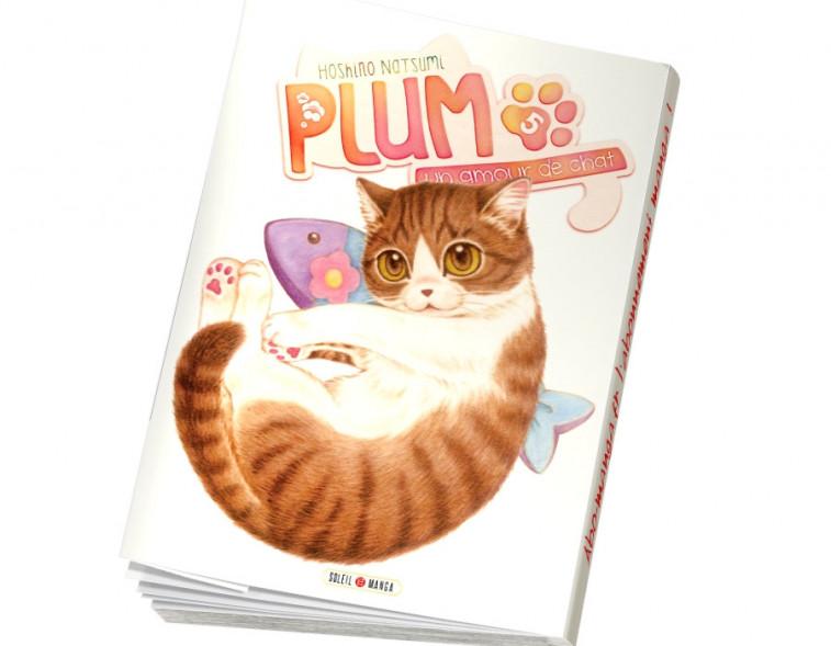 Abonnement Plum, un amour de chat tome 5