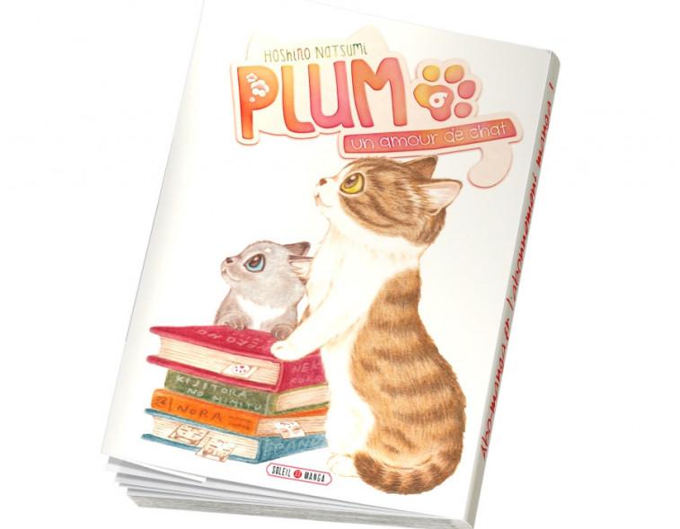 Abonnement Plum, un amour de chat tome 6