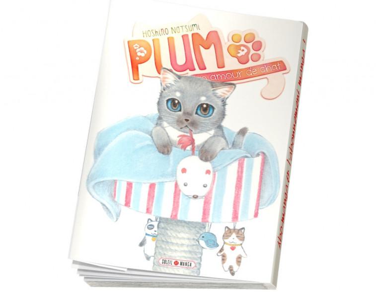 Abonnement Plum, un amour de chat tome 7