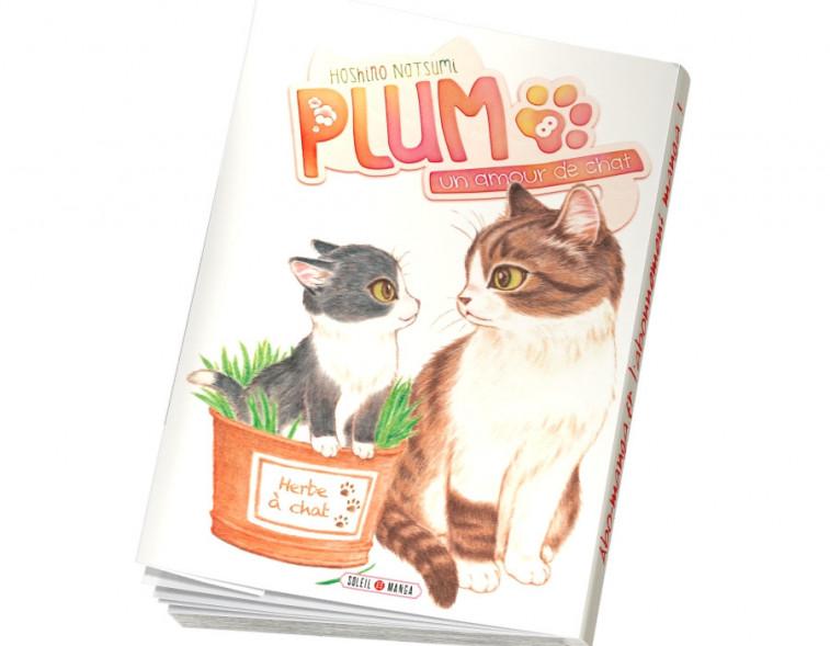 Abonnement Plum, un amour de chat tome 8