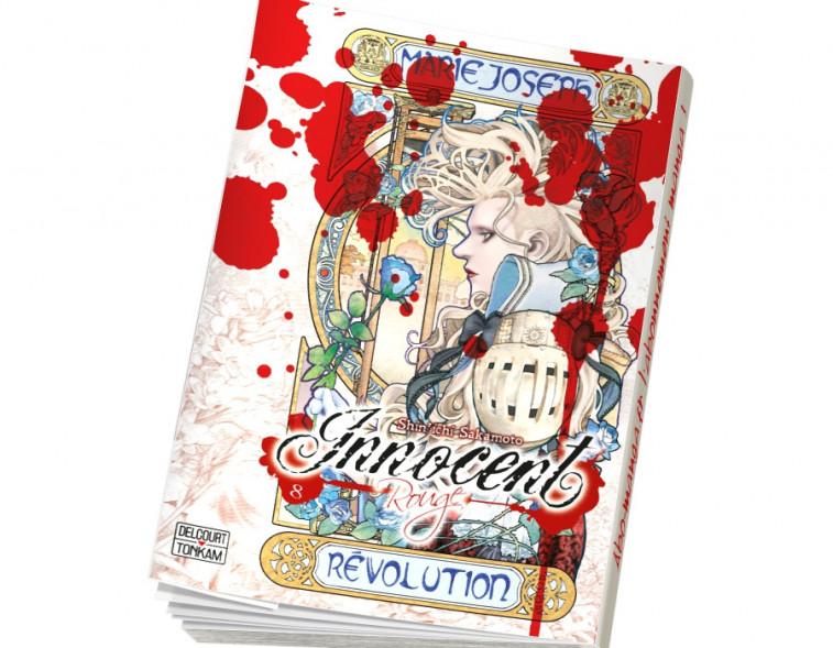 Abonnement Innocent Rouge tome 8