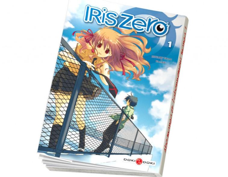 Abonnement Iris Zero tome 1