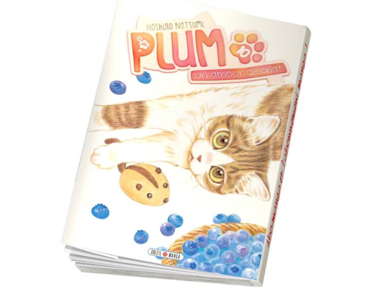 Abonnement Plum, un amour de chat tome 10