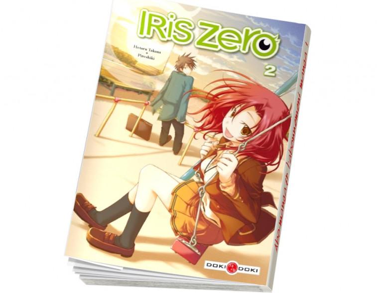 Abonnement Iris Zero tome 2