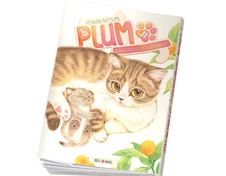 Abonnement Plum, un amour de chat tome 11