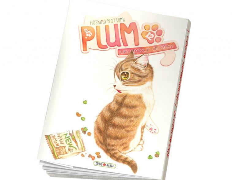 Abonnement Plum, un amour de chat tome 12