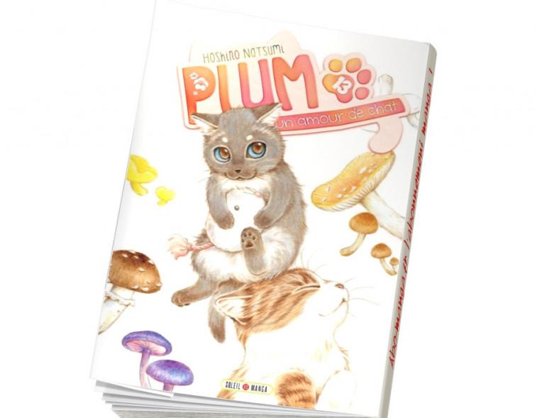 Abonnement Plum, un amour de chat tome 13