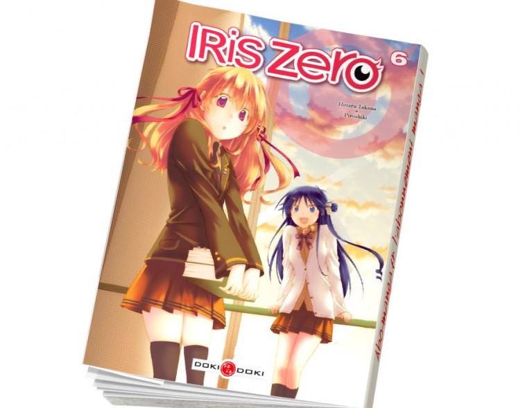 Abonnement Iris Zero tome 6