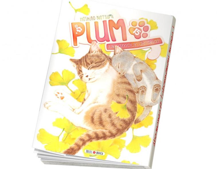 Abonnement Plum, un amour de chat tome 15