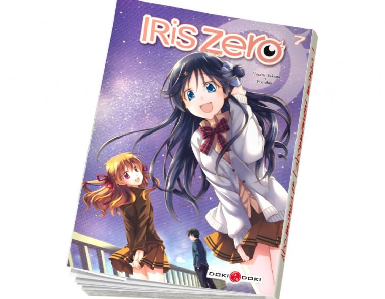 Abonnement Iris Zero tome 7