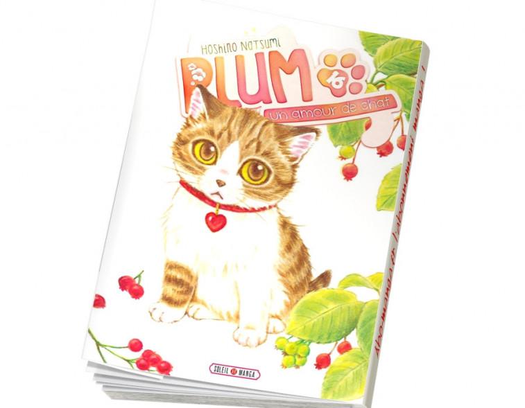 Abonnement Plum, un amour de chat tome 16