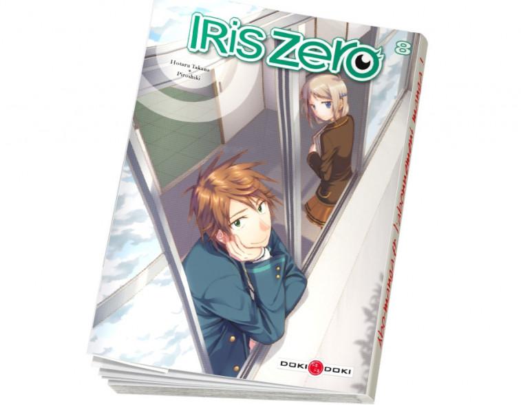 Abonnement Iris Zero tome 8