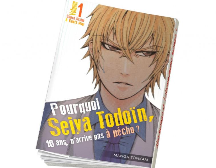 Abonnement Pourquoi Seiya Todoïn, 16 ans, n'arrive pas à pécho ? tome 1