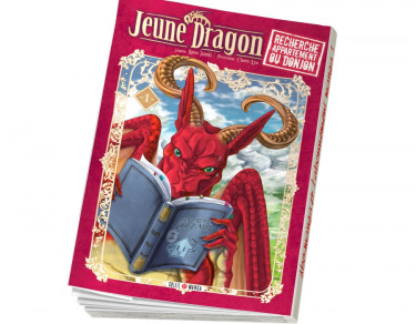 Jeune Dragon recherche appartement ou donjon Jeune Dragon recherche appartement ou donjon T01